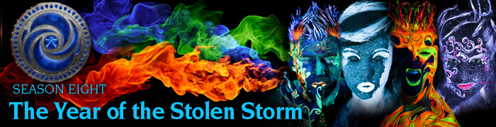 Year of the Stolen Storm