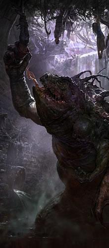 Frogehemoth tall