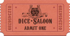 Brighton Dice Saloon