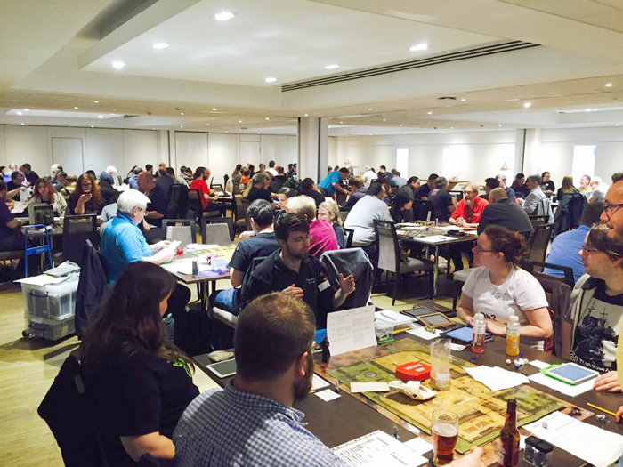 PaizoCon UK 2017